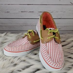 Sperry Top-Siders Sz 5.5 Worn Once